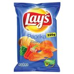 Lay`s Chips paprika.