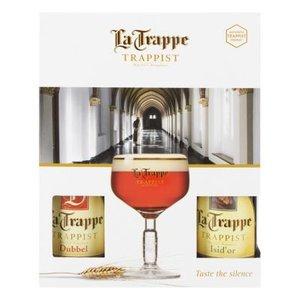 La Trappe Geschenkverpakking + glas